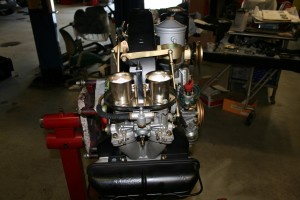 1968 912 E Engine rebuild