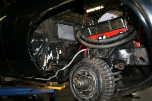 '71 Nova Brake Upgrade