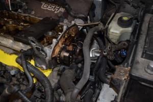 '06 Gti unscheduled maintenance.